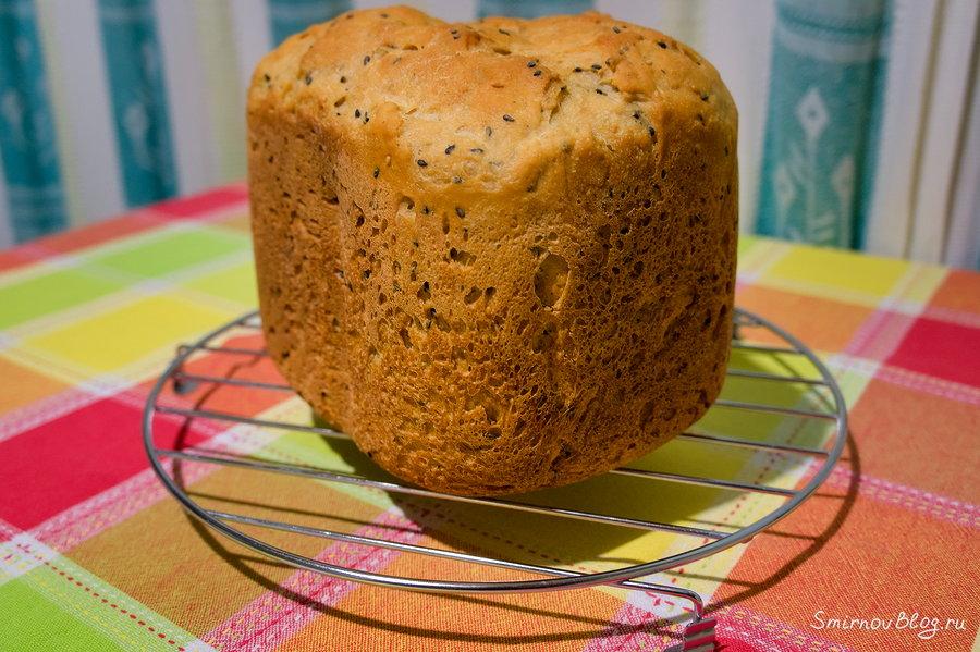 Десятилетие назад люди понятия не имели о домашних хлебопечках и пекли хлеб в обычной духовке.
